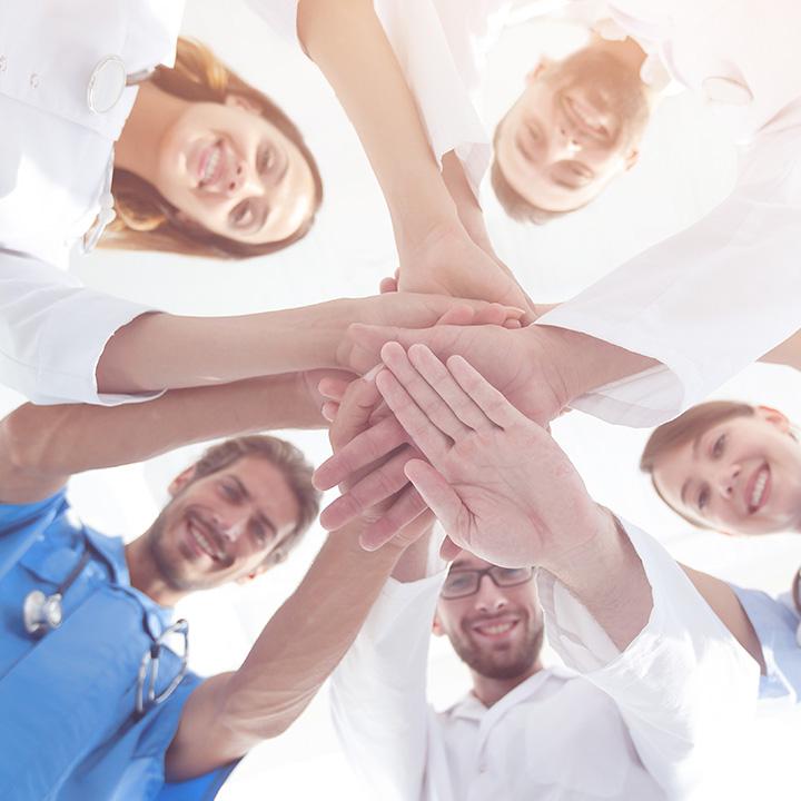 血液透析は共同作業