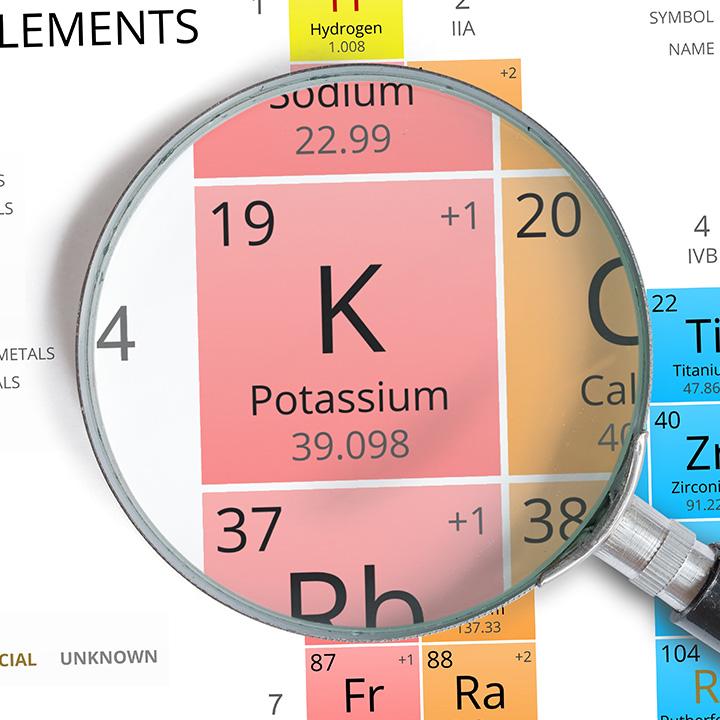 注意すべきはカリウムの制限